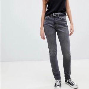 Levi's NWOT 501 straight leg jeans 30x30